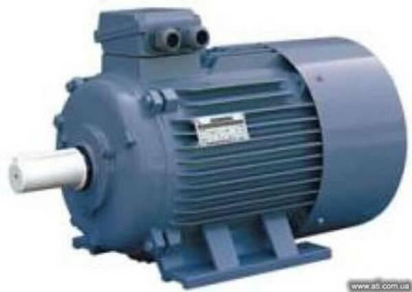 Электродвигатель 4АМ 132 М2 11кВт 3000 об\мин 30кВт недорого