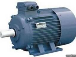 Электродвигатель 4АМ 132 М2 11кВт 3000 об\мин 30кВт недорого - фото 1