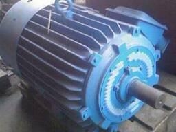 Электродвигатель 4АМ 355S6 160кВт 1000об/мин