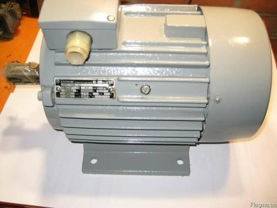 Электродвигатель 4АО-112М-2D 4квт/2780об