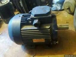 Электродвигатель 5,5/1500 - фото 1