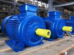 Электродвигатель 5.5 кВт 1000 об. /мин.