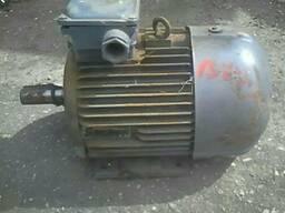 Электродвигатель 5.5квт1500об