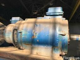 Электродвигатель 5АМНК 250 90кВт 1500об.