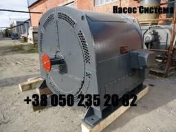 Электродвигатель 400 кВт 1000 об. мин ДАЗО2 16-44-6/8У купить
