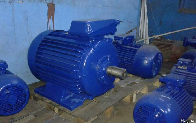 Электродвигатель 75 кВт 1000 об/мин 4АМ280