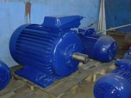 Электродвигатель 75 кВт 1000 об/мин 4АМ280 - фото 1
