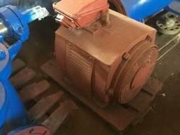 Электродвигатель 90квт /3000