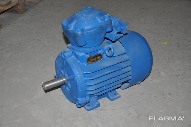 Электродвигатель АИММ112МА8 2,2квт 750об