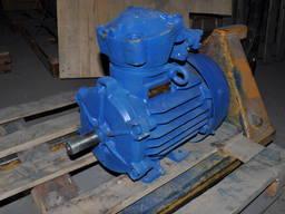 Электродвигатель АИММ112МА8 2,2квт 750об на лапах