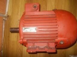 Электродвигатель АИР 132 7.5 кВт.1440 об.мин