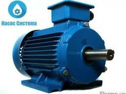 Электродвигатель АИР 315S8 90 кВт 750 об/мин трехфазный
