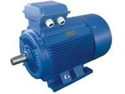 Электродвигатель АИР M63A2 0, 37 кВт 3000 об/мин трехфазный