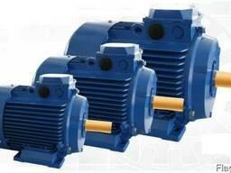 Электродвигатель АИР 132 В6