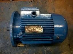 Электродвигатель АИР 80 В2 (2. 2 кВт, 3000 об\мин)
