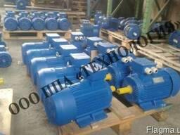 Электродвигатель АИР200L2, 4АМ200L2 45кВт 3000об/мин