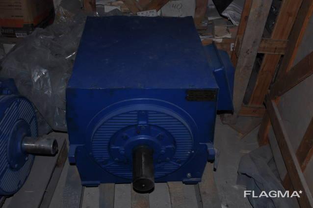 Электродвигатель АИР280М6, 4АМН280М6, 75квт 1000об
