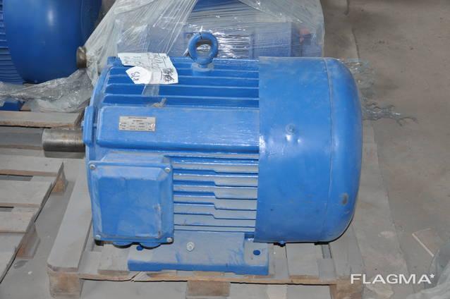 Электродвигатель АИР280S4 75квт 1500об 380В вал.75мм