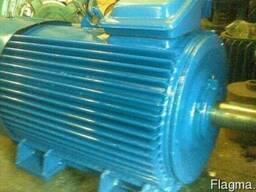 Электродвигатель АИР315M6, 4АМ315M6 132кВт 1000об/мин