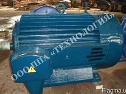 Электродвигатель АИР355S6, 4АМ355S6 160кВт 1000об/мин