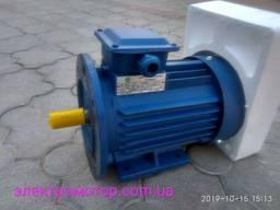 Электродвигатель АИР80А2 (IM 1081) 1, 5 кВт 3000 об/мин