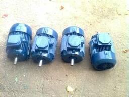 Электродвигатель АИР80А4 1.1 квт 1500 об/мин, крепление любо