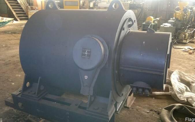 Электродвигатель АКНЗ-4-15-57-10 630кВт/590 6кВ