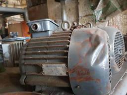 Электродвигатель Ам 3квт на 1500 об/мин