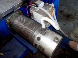 Электродвигатель БИ 2603, приводной двигатель станков с ЧПУ.