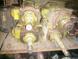 Электродвигатель деревообрабатывающего станка АМХД100S2 4кВт