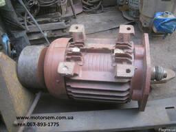МТН Крановые электродвигатели MTF, MTKF, MTKH, DMTF, DMTH