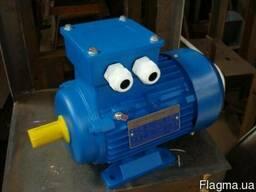 Электродвигатель для деревообработки 1Д106У2 6кВт 5880об 6/6