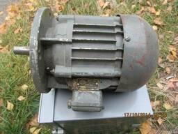 Электродвигатель ДРС-150Л 0, 15/1500об/мин 220В 150Вт