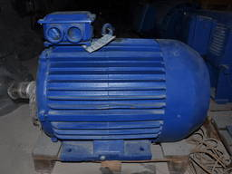 Электродвигатель Електродвигун 4АМ250М8 45квт 750об.
