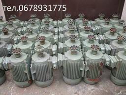 Асинхронный Электродвигатель 11кВт Цена 22кВт; 30кВт; 55 квт