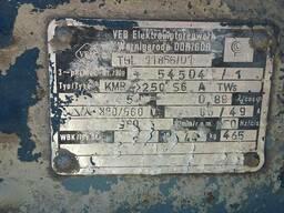 Электродвигатель фланцевый КМR 250 S6 45kw/980u/min