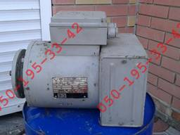 Электродвигатель калорифера тепловоза ЧМЭ3