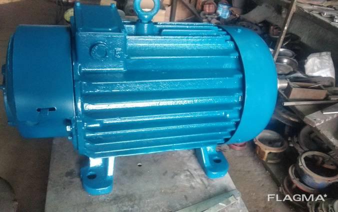 Электродвигатель крановый 4МТF 412-8