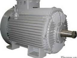 Электродвигатель крановый МТФ.MTH