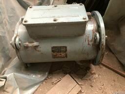Судовой электродвигатель МАП 422 -4, фланец.