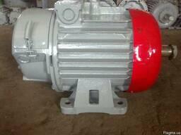 Электродвигатель МТН 611-10 45 кВт, 565 об/мин