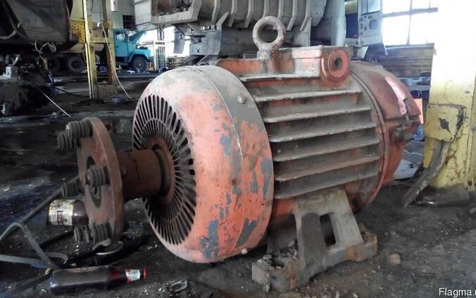 Электродвигатель МТН-611, 45 kW