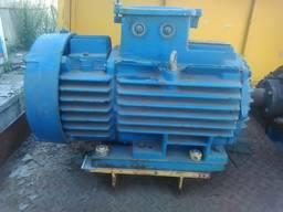 Электродвигатель МТН211-6У ,7,5кВт, 950об/мин