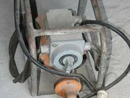 Электродвигатель на вибратор глубинный Германия IVA 3000/42