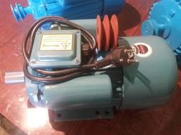 Електродвигун однофазний 3-4 кіловата 3000-1500 обертів