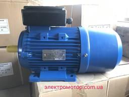 Электродвигатель однофазный на 220 В 3000 об мин
