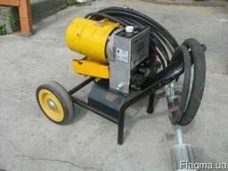 Электродвигатель окрасочного агрегата Вагнер НА-2600
