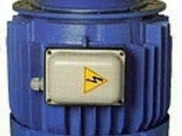 Электродвигатель подъема КГ для тельфера (Болгария).