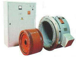 Электродвигатель поршневого компрессора