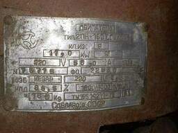 Электродвигатель постоянного тока 2ПН160 11квт 1500/4000 об.